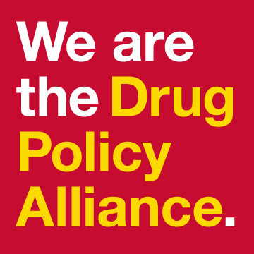 Sponsored link to Drug Policy Alliance