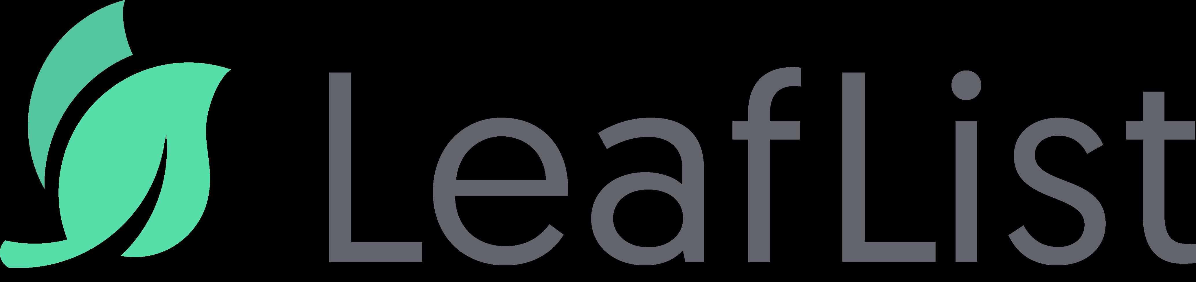 Sponsored link to LeafList