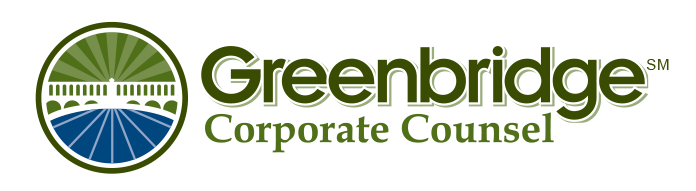 Sponsored link to Greenbridge Corporate Counsel