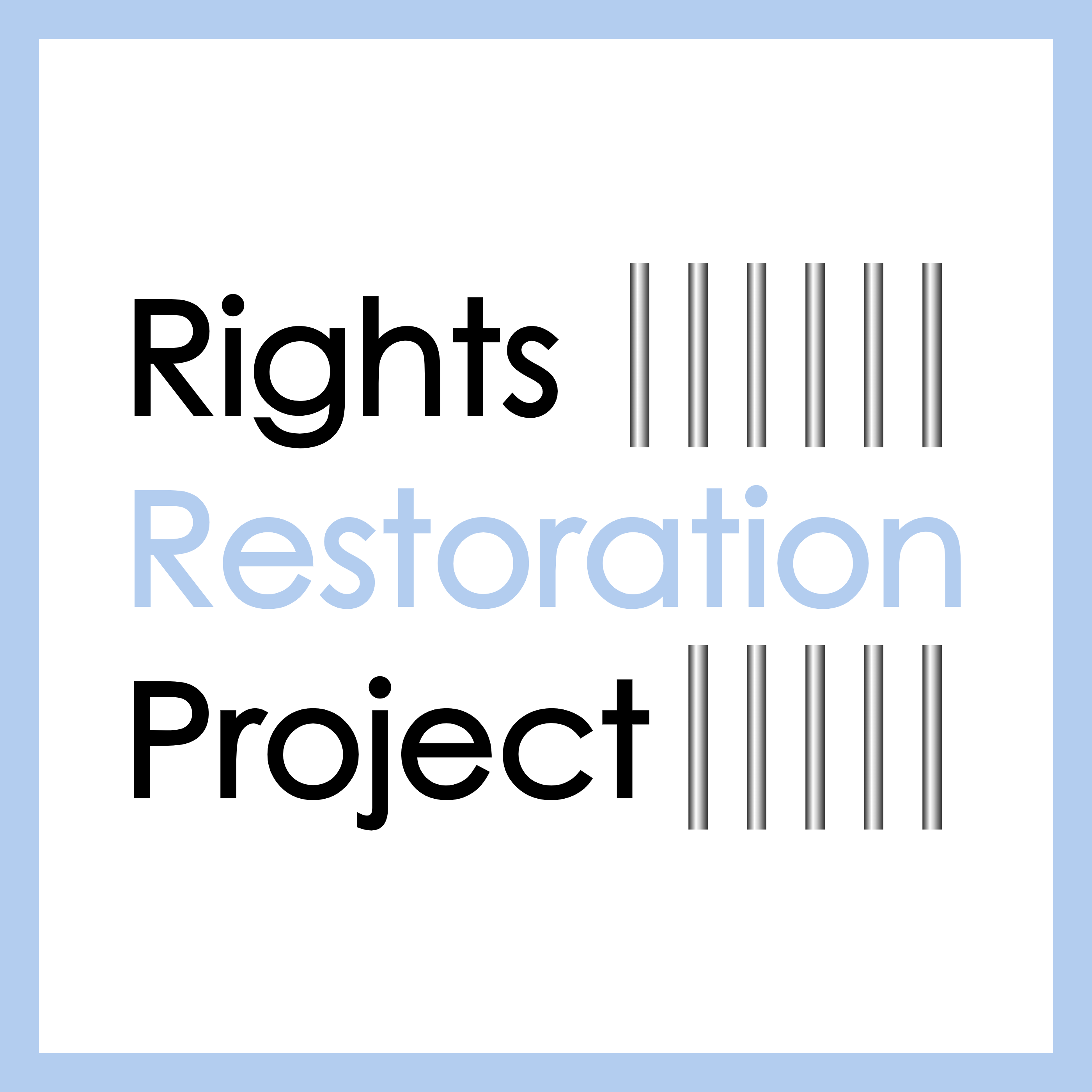 Sponsored link to Rights Restoration Project