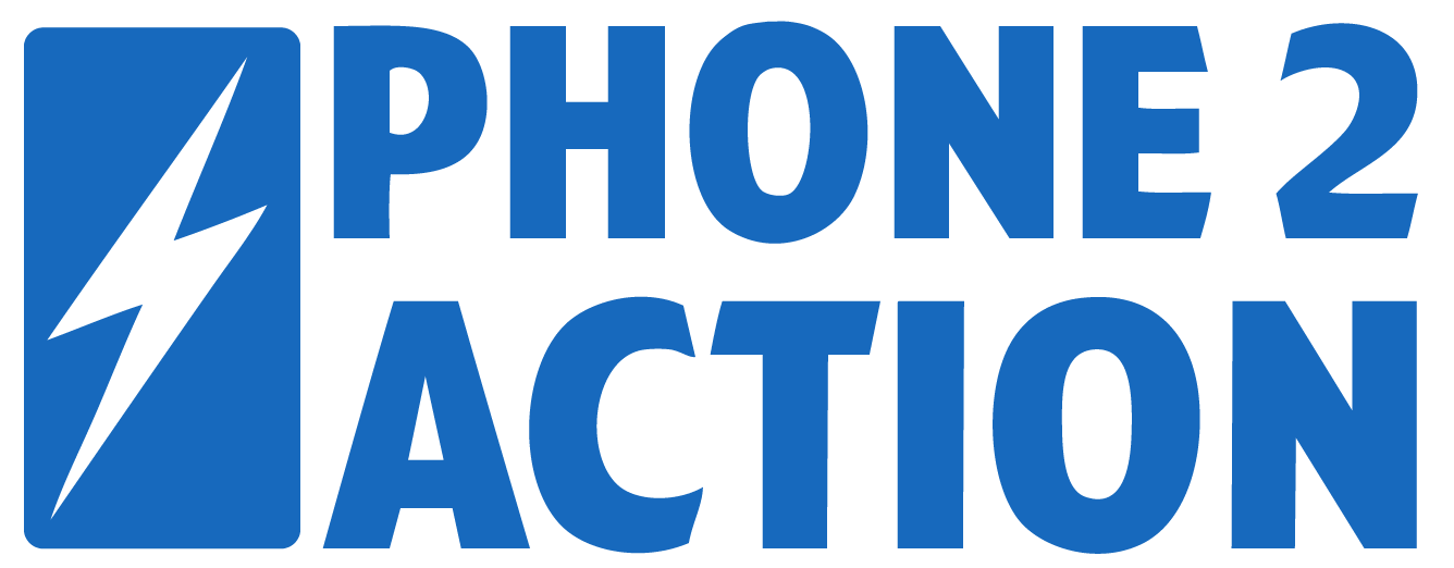 Sponsored link to Phone2Action