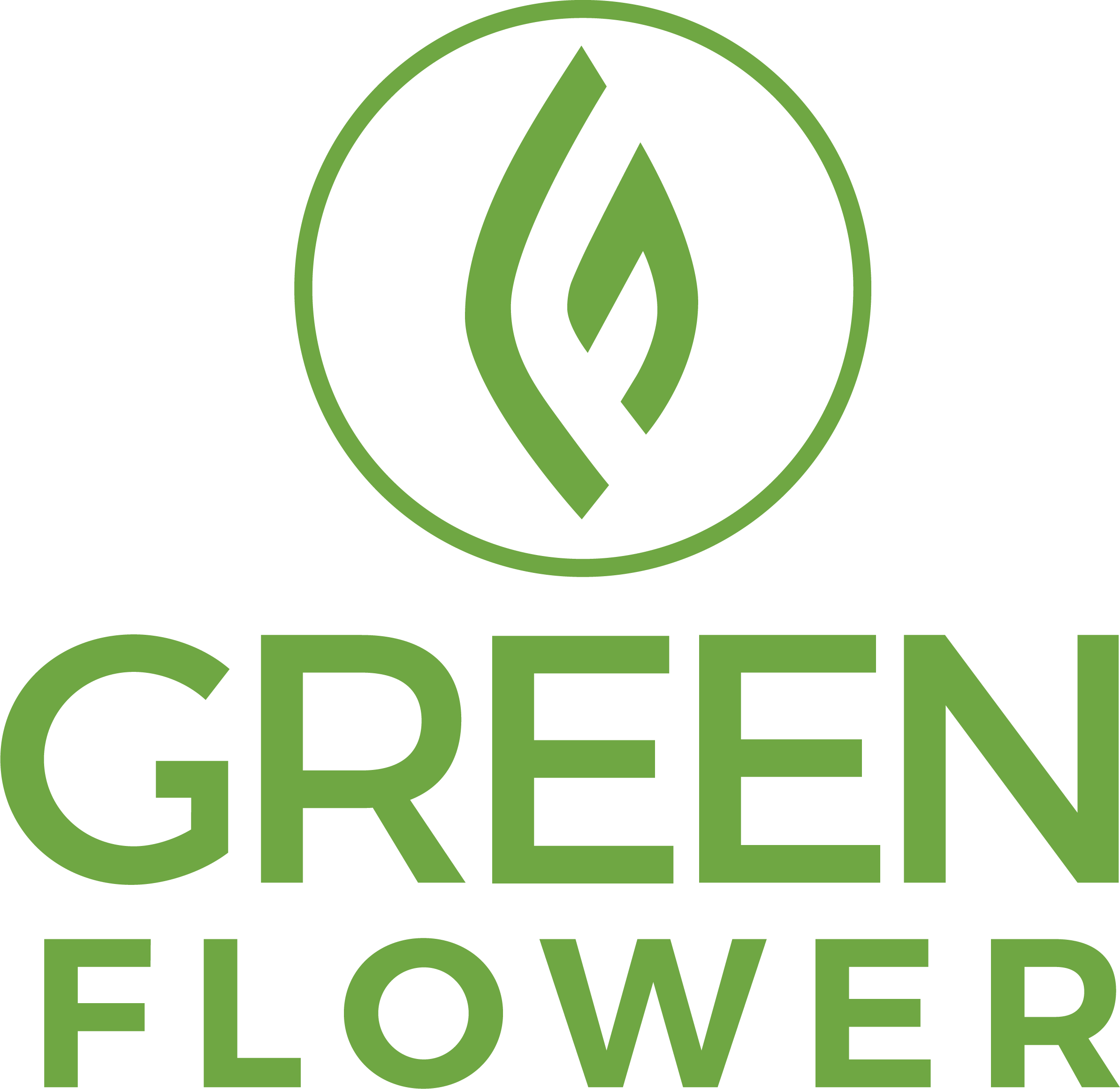 Sponsored link to Green Flower Media